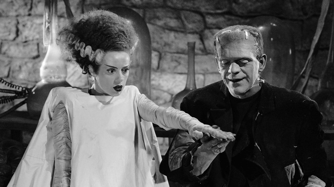 <em>The Bride of Frankenstein</em> (1935)