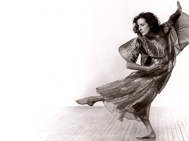 Trisha Brown: dance icon