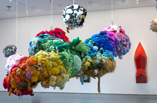 (Photograph: Joshua White/JWPictures.com; courtesy of Perry Rubenstein Gallery; Los Angeles; ©Estate of Mike Kelley)