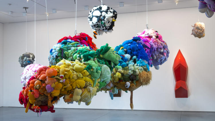 Photograph: Joshua White/JWPictures.com; courtesy of Perry Rubenstein Gallery; Los Angeles; ©Estate of Mike Kelley