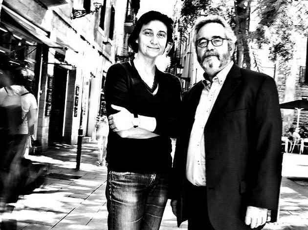 Itziar González i Pere Duran