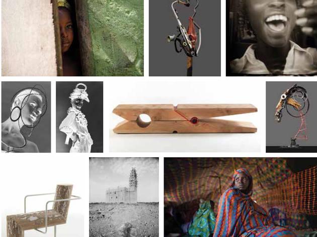Beyond_exhibition, La Maison, Accra, Ghana