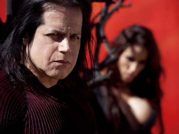 Danzig + Superjoint + Veil of Maya + Prong + Witch Mountain