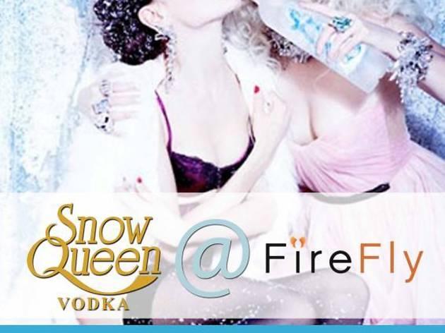 Snow Queen @ FireFly