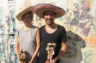 Connexions 2013: Víctor Herrero & Josephine Foster + Nico Roig & Maria Monferrer