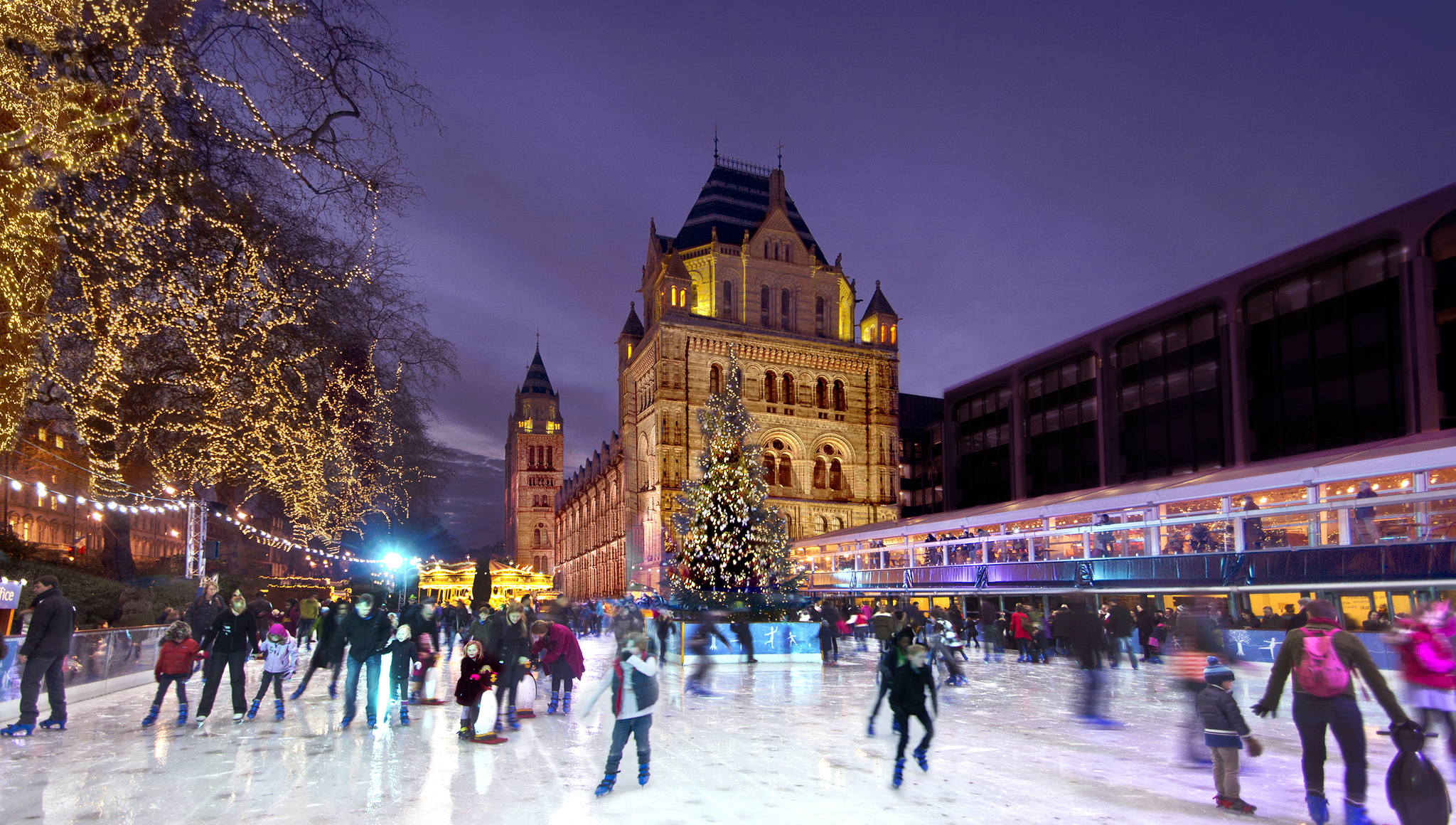 London At Christmas Time.Southbank Centre Winter Festival 2019 Guide Christmas In