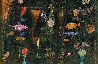 Paul Klee ('Fish Magic' (1925))