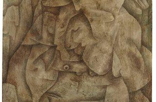 Paul Klee ('Bewitched-Petrified' (1934))