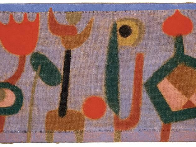 Paul Klee ('Twilight Flowers' (1940))