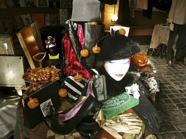 Can't Buy Me Love Halloween Rock and Roll Jumble Sale