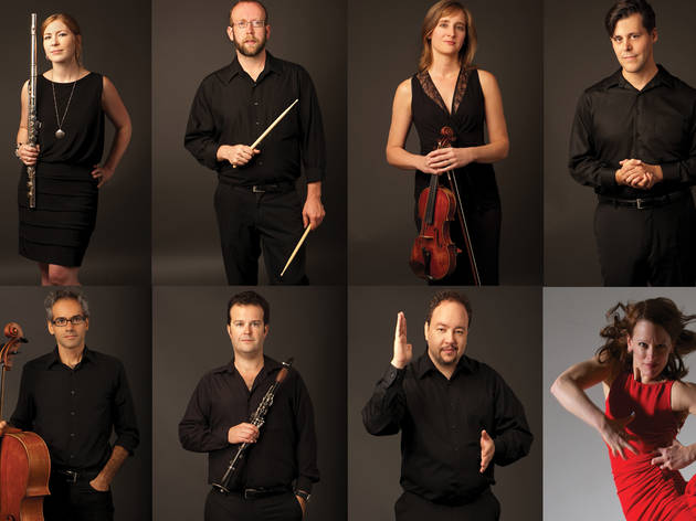 Ear Heart Music: American Modern Ensemble and Mazzini Dance Collective