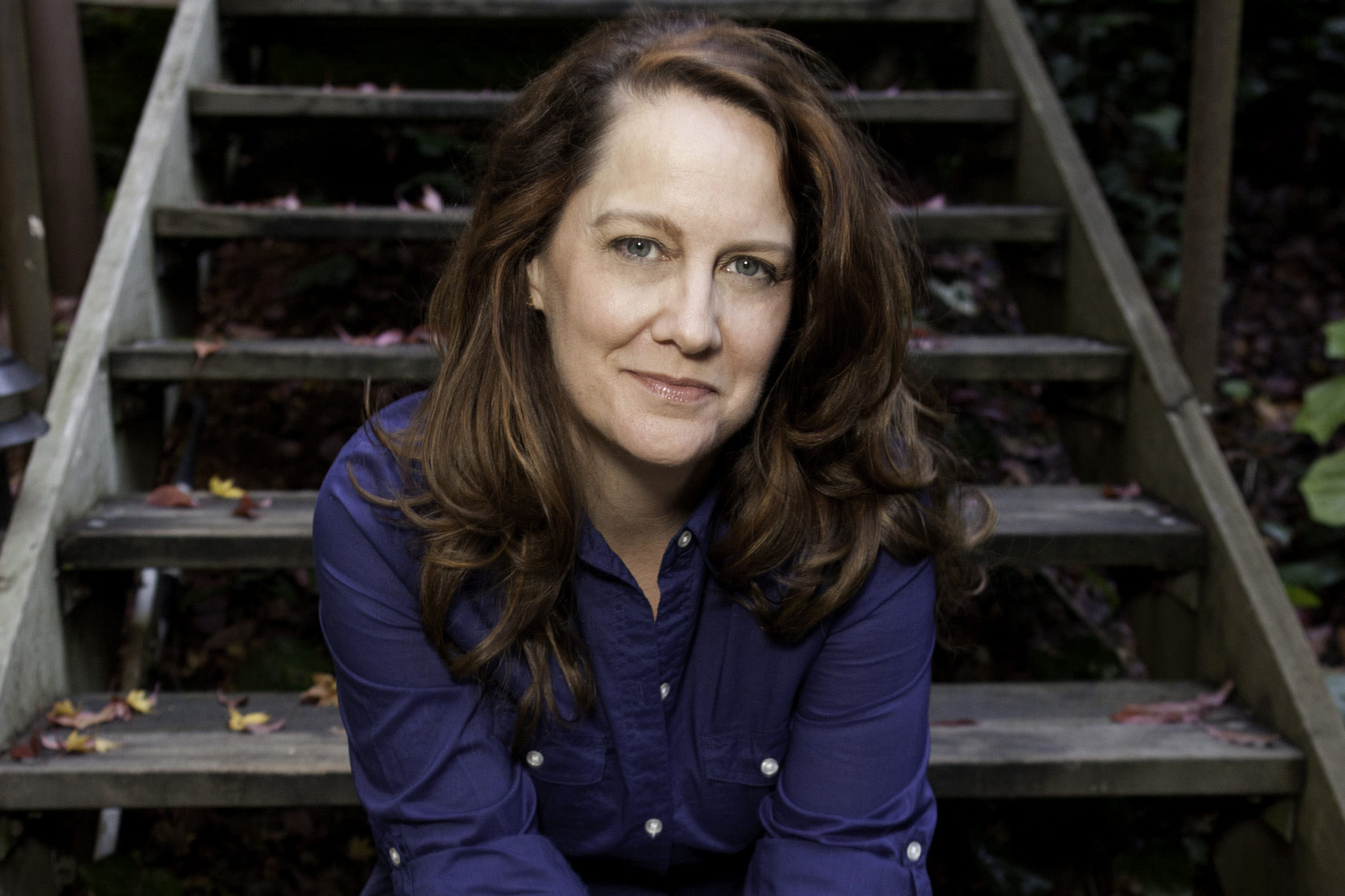 The performer: Kelly Carlin in <em>A Carlin Home Companion: Growing Up with George</em>