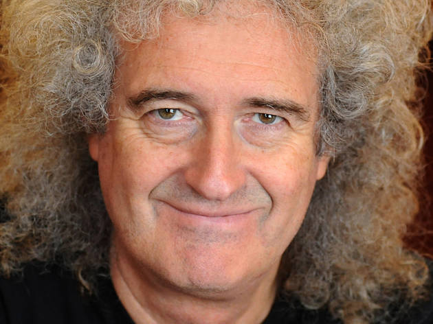 Brian May: Stereoscopic Adventures in Hell