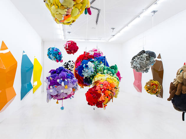 """Mike Kelley"" at MoMA PS1"