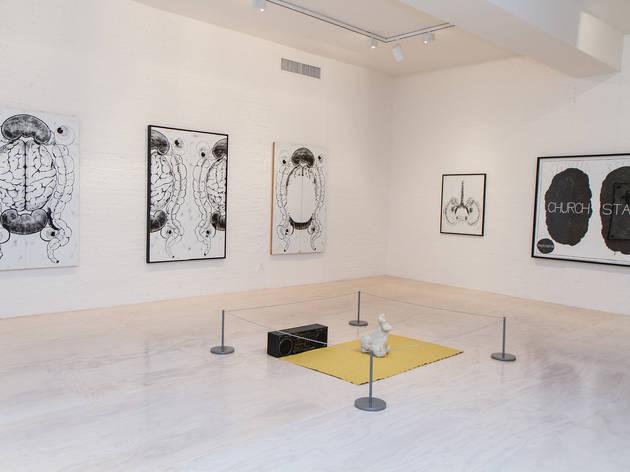 """""""Mike Kelley"""" at MoMA PS1"""