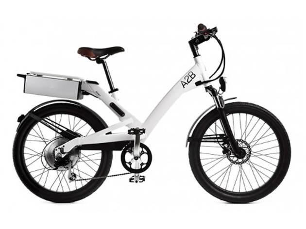 Electric Bike Demo Day