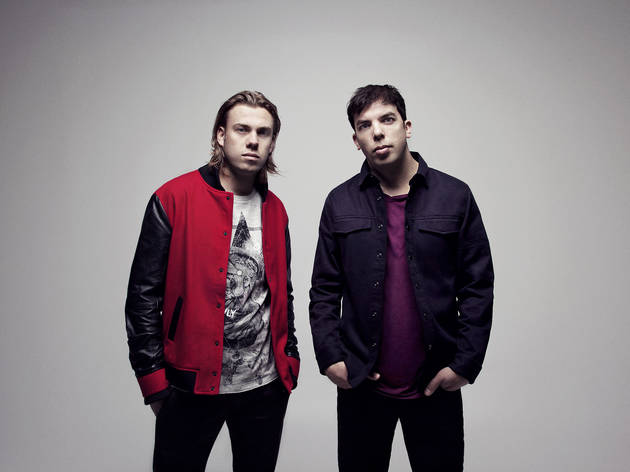 Spring Awakening 2014: Bingo Players + Gladiator