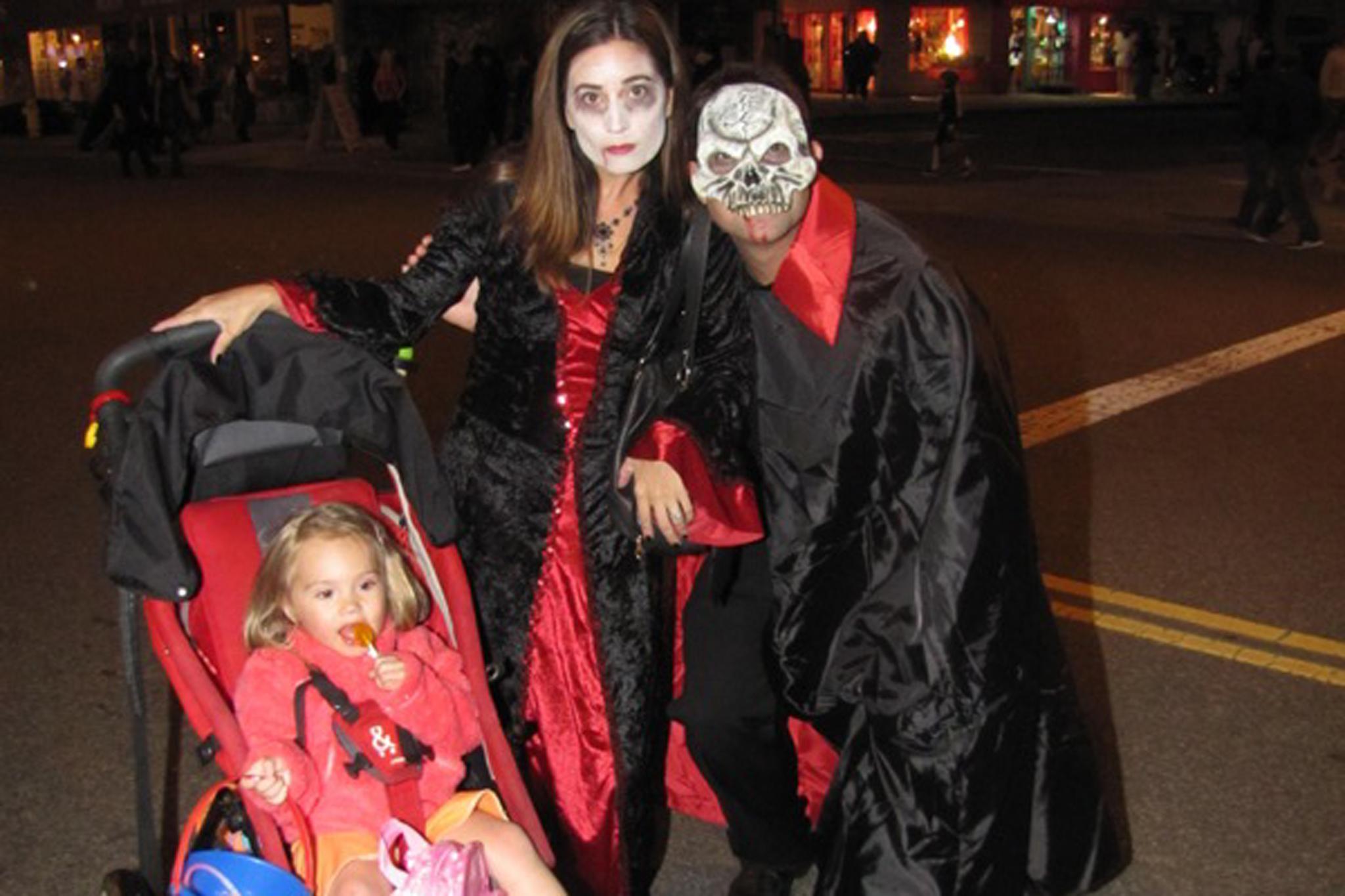 Redondo Beach: The French Riviera Meets Halloween