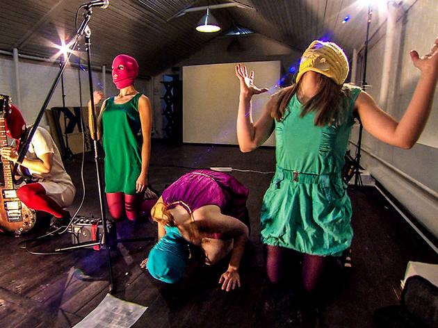Storyville: Pussy Riot – A Punk Prayer