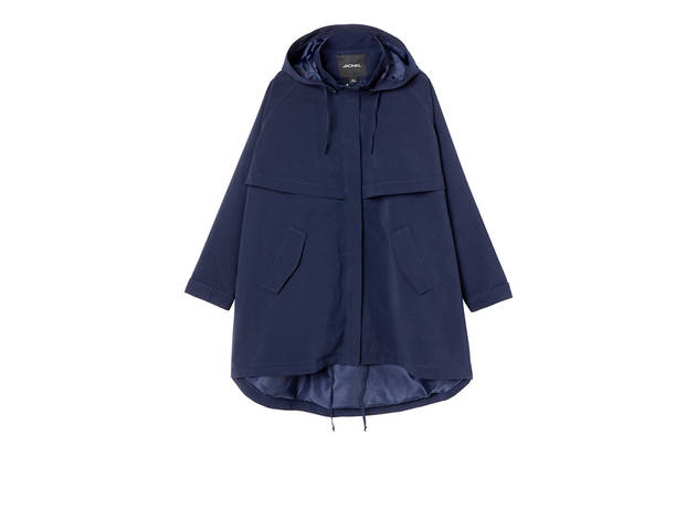 Must-have anoraks for 2013