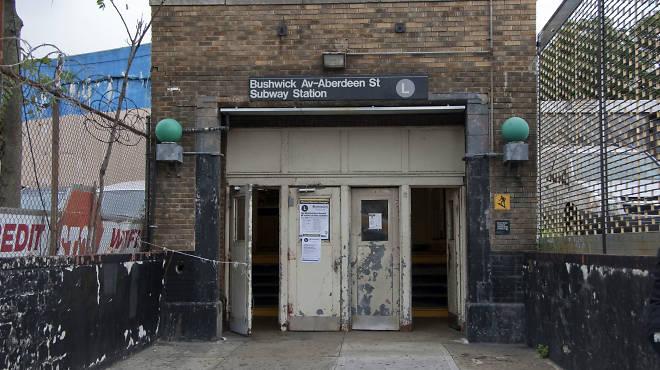 Bushwick Ave–Aberdeen St