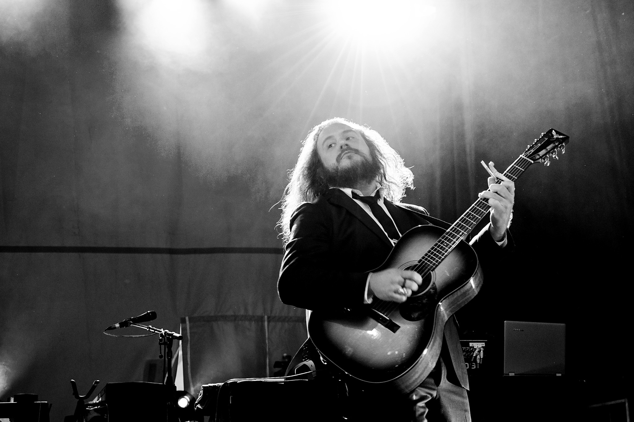 My Morning Jacket at CBGB Festival