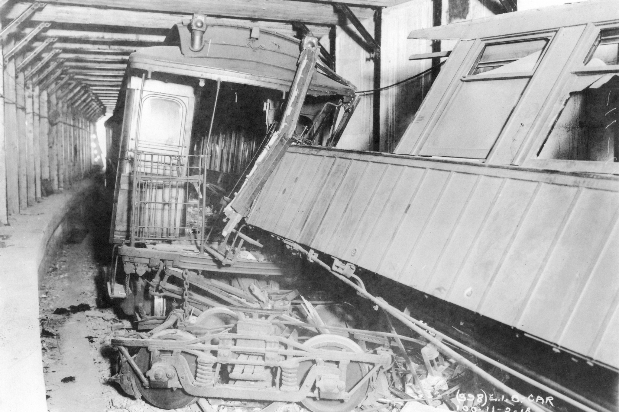 The worst subway wreck in NYC history