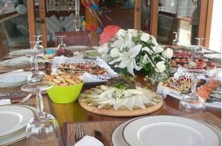 Cenas en Barco