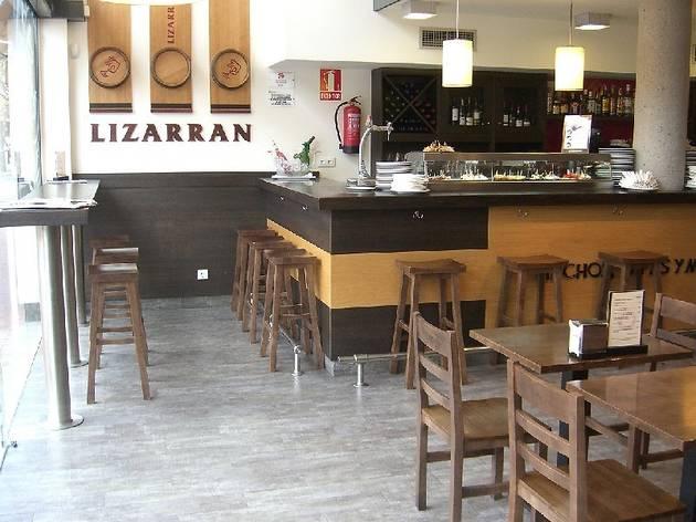 Lizarrán Nou Camp