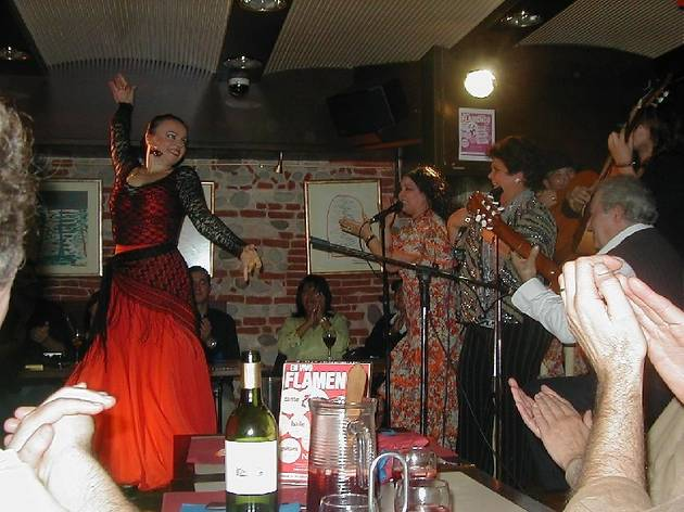 Tablao Flamenco Patio Andaluz