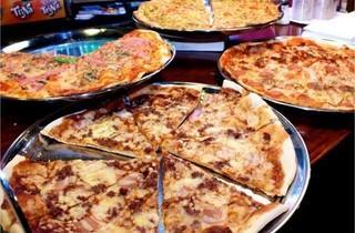 Seventy Pizzas