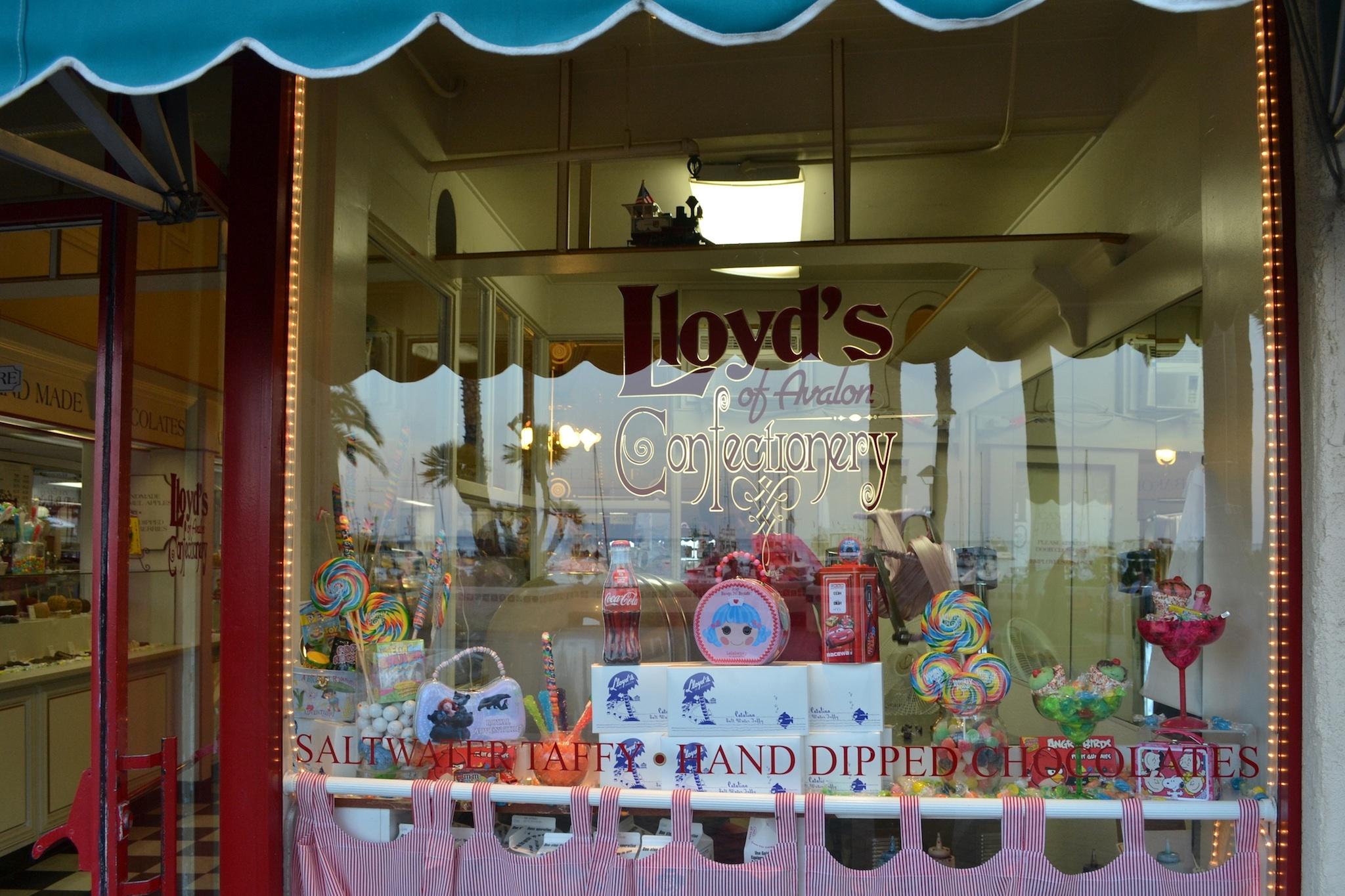 Lloyd's of Avalon Confectionary