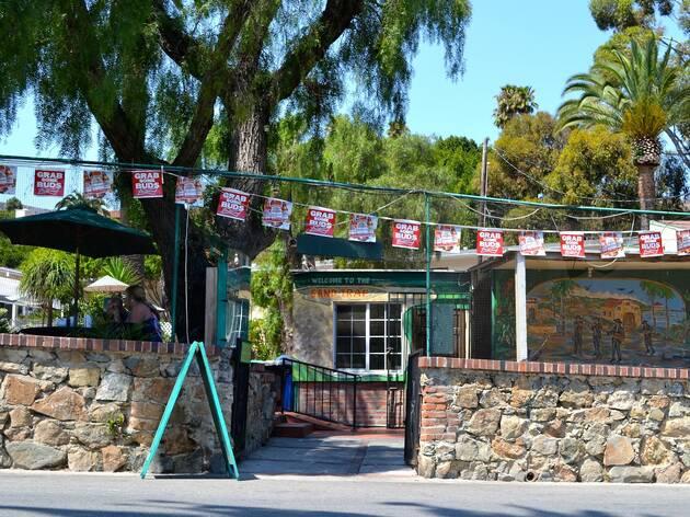 Restaurants Mexican Catalina Island The Sandtrap