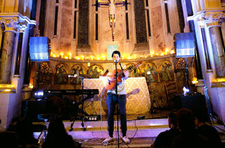 The Chapel of the House of St Barnabas, Nick Mulvey