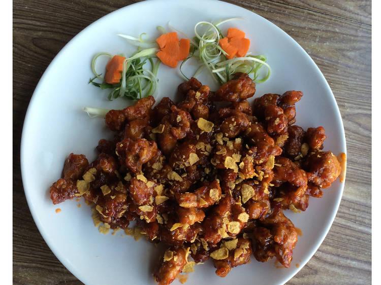 Korean Chicken Place