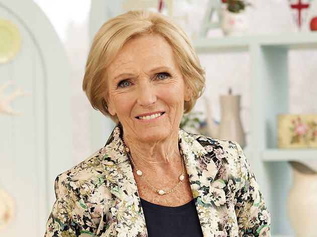 The Great British Bake Off: the Final