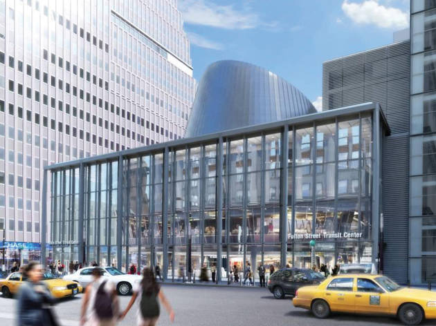 The project: Fulton Center