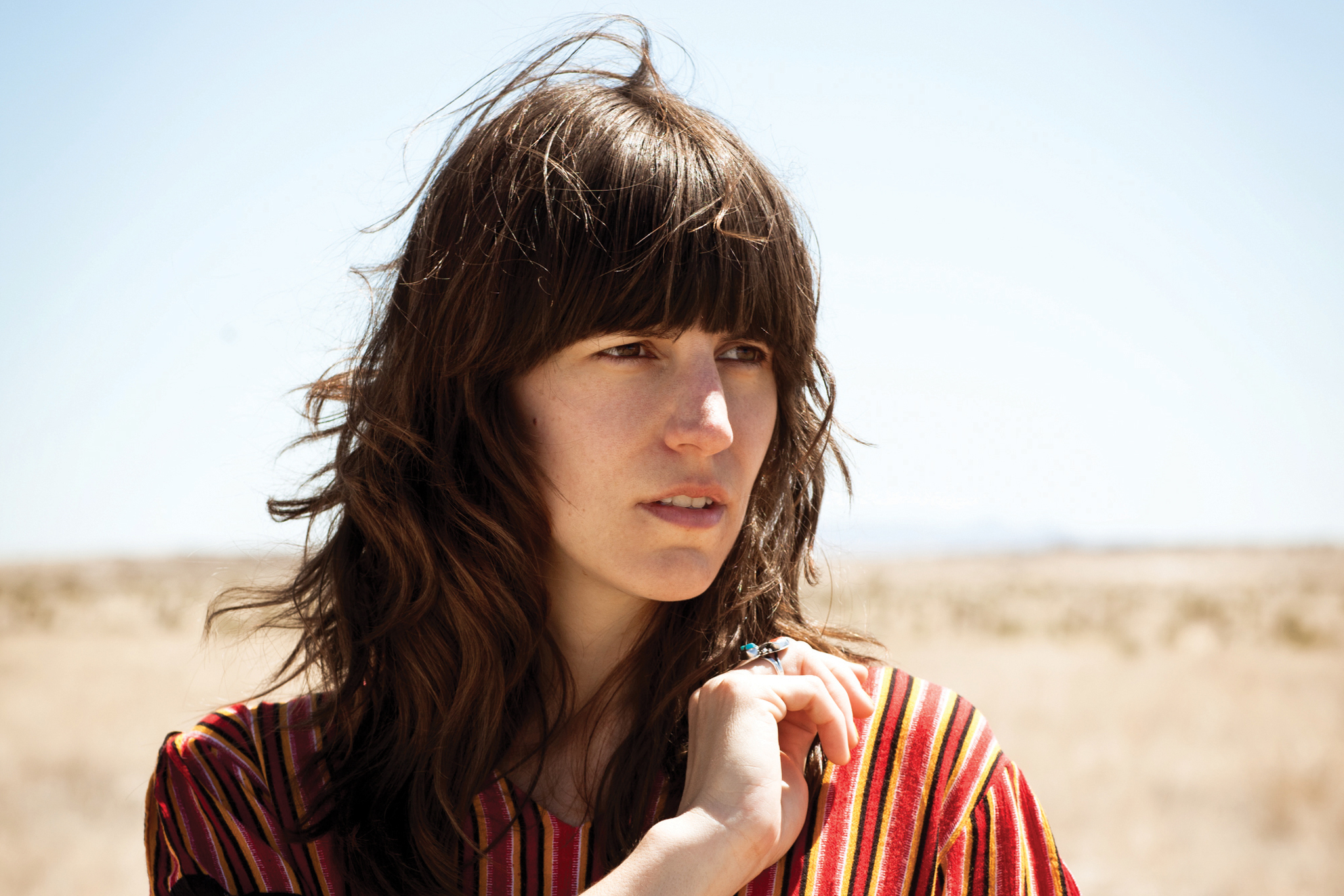 """Roosevelt Island"" by Eleanor Friedberger (2011)"