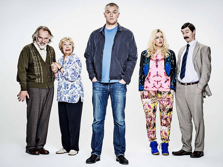 Greg Davies: how to hire your hero in five steps