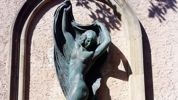 Escultura Montjuïc