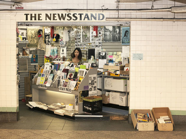 The Newsstand