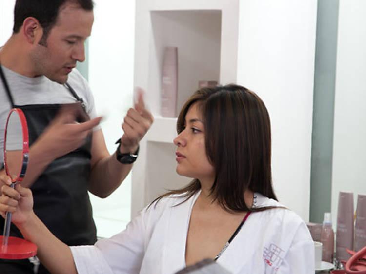 Get Beauty Salon