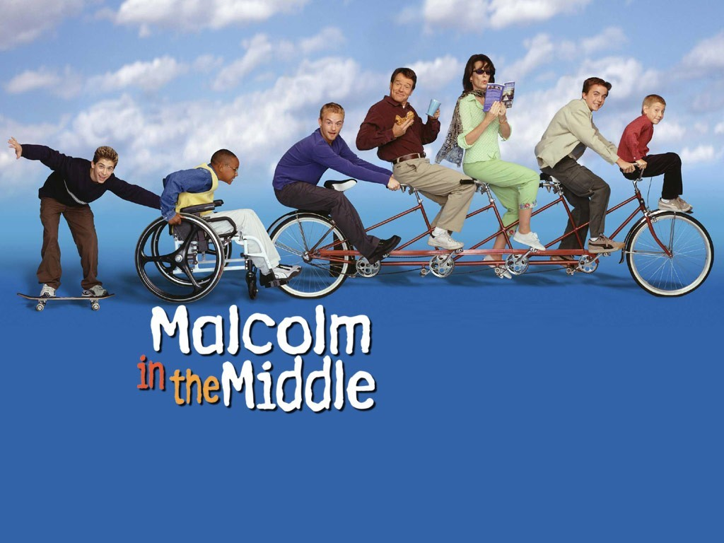 Malcolm in the Middle séries TV comiques