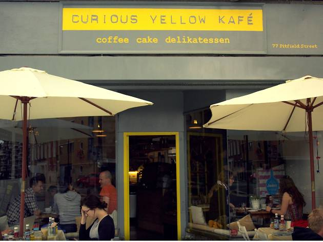 Curious Yellow Kafé