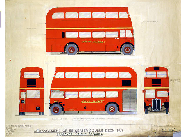 The RT type bus