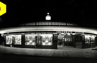 Charles Holden's stations