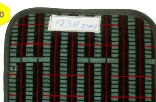 Seating fabric