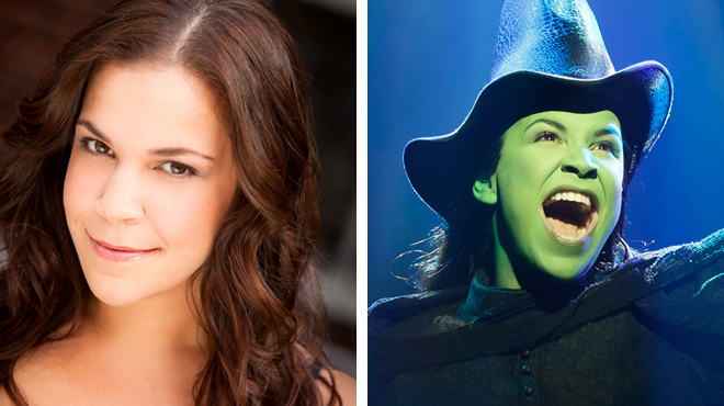 Lindsay Mendez  sc 1 st  Time Out & Wicked Broadwayu0027s witches talk their favorite show moments