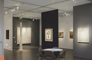 Dominique Lévy Gallery, NY (Photograph by Joe Clark, courtesy of Frieze)