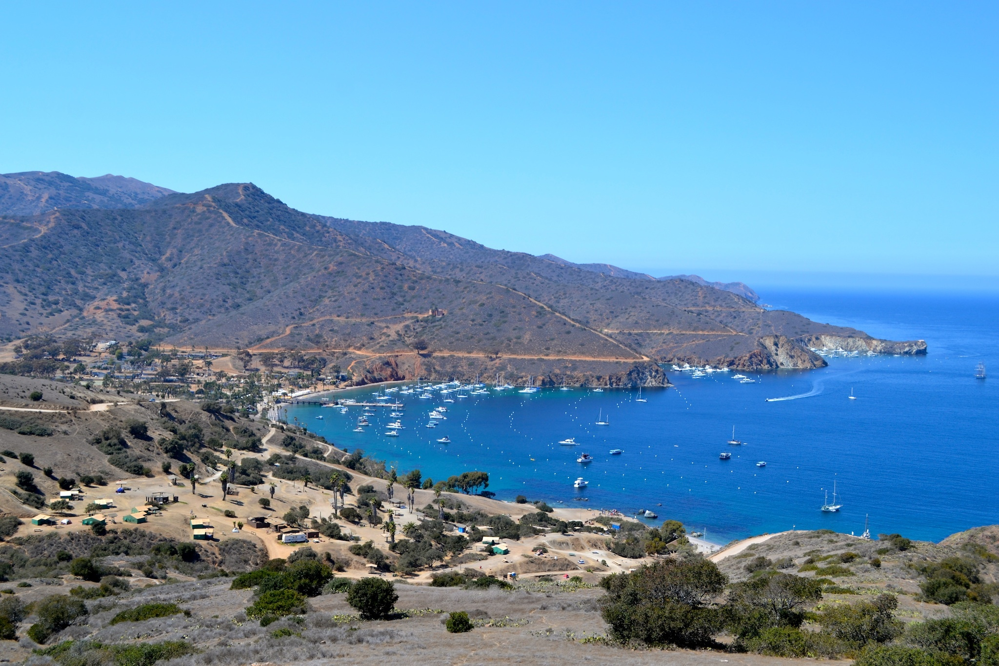 Weekend getaways from los angeles to catalina for Los angeles weekend getaways